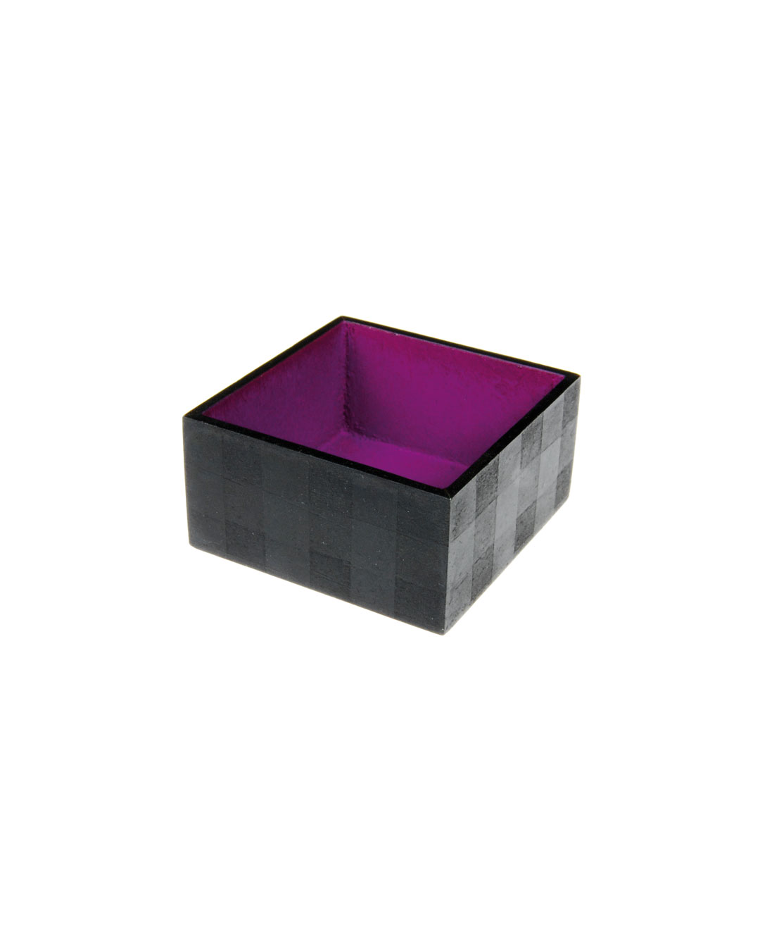 Tore Svensson, Box, 2009, brooch; etched and painted steel, 30 x 30 x 15 mm, €485
