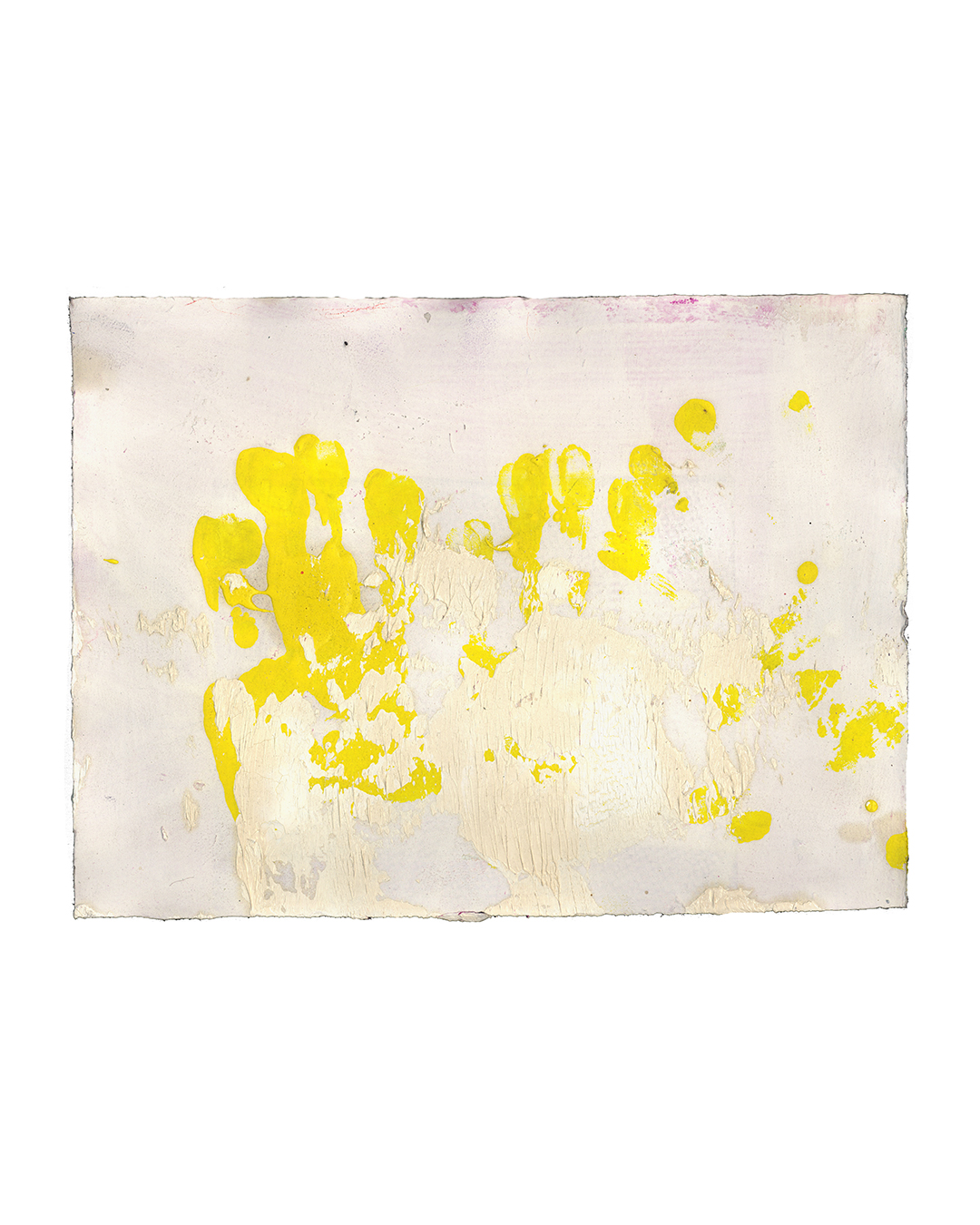 Piet Dieleman, untitled, 2020, painting, oil, tempera paint on paper, 390 x 280 mm, €930