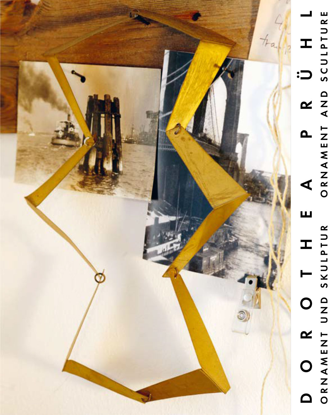 Ornament and Sculpture - book 2020 - see: >PUBLICATIONS>BOOKS