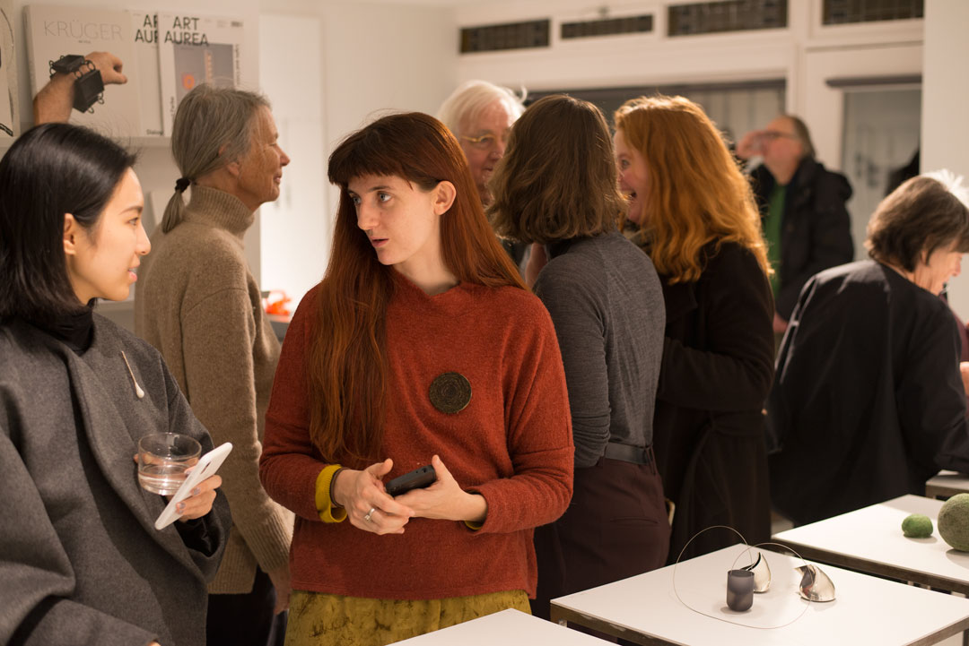 Opening of the exhibition Surface Level - 17 January 2020